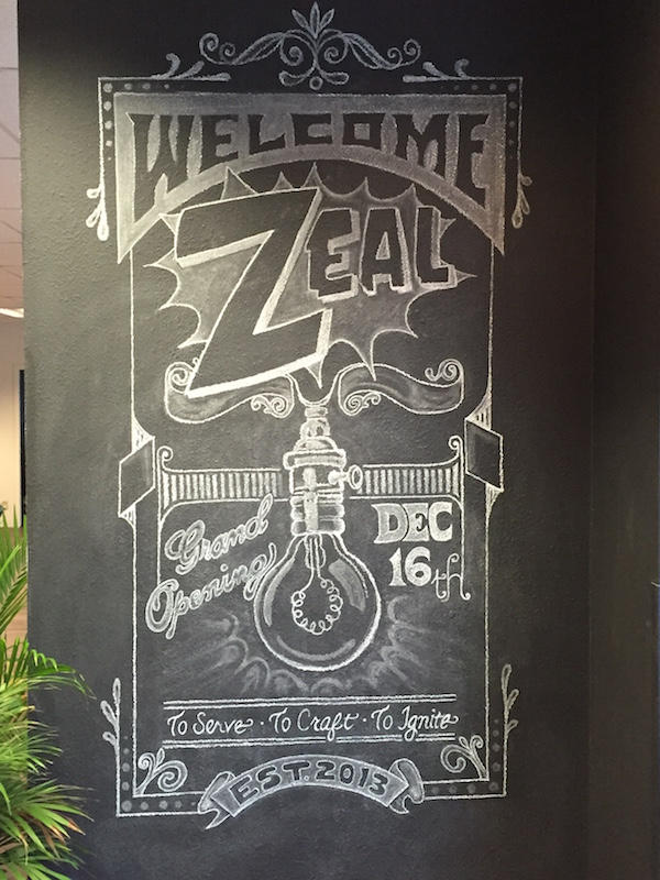 Zeal Grand Opening